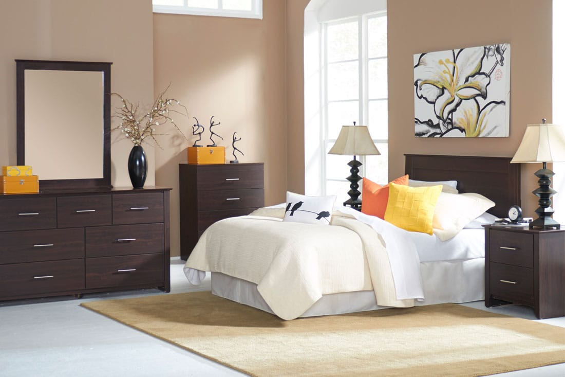 Great Bedroom Packages include Sheets, Pillow Cases and More